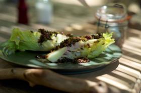 Рецепт Салат с винегретом от Армана Арналя