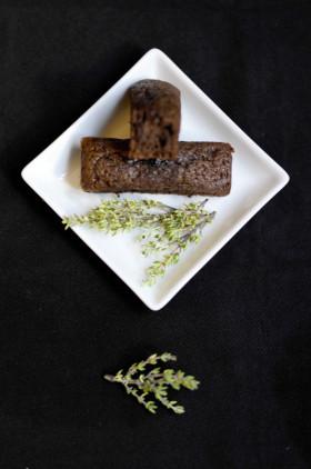 Рецепт Шоколадные гато от Рабанеля