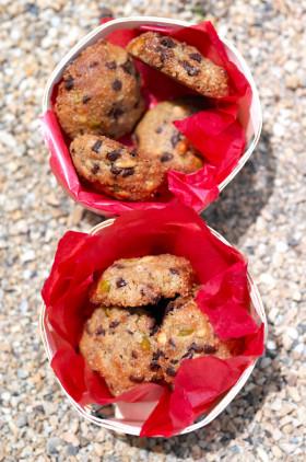 Рецепт Волшебное шоколадное печенье с солью