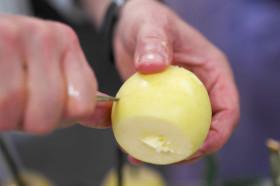 Рецепт Печеные яблоки от Бернара