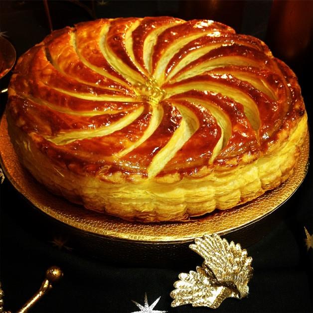 пирог королей, или галет де руа
