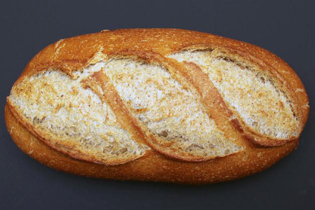 Готовый хлеб