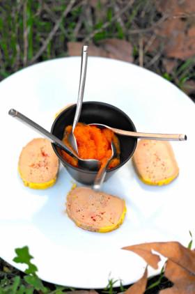 Рецепт Тыквенное варенье с апельсином и бадьяном